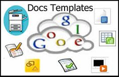 A Google Docs template is like a virtual copy machine. There are plenty of user-submitted templates already created and available for public use and there is even a category for Students and Teachers.