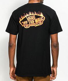 Vans X Thrasher Black Pocket T-Shirt