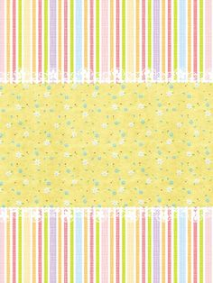Chevron Wallpaper, Flower Wallpaper, Borders And Frames, Backrounds, Art Clipart, Decoupage Paper, Free Baby Stuff, Background Patterns, Banners