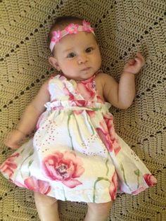 cute filipino baby girl