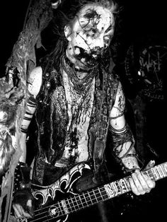 Erik Danielsson, Watain. Commit to the Idea.