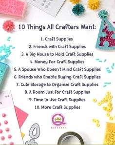 Your E-Organization - Employ An Accountant Or Do It Yourself Crafting Humor, Scrapbook Funny, Card Making Meme, Craft Humor, Queen And Company Craft Organization, Craft Storage, Scrapbook Quotes, Craft Quotes, Creativity Quotes, Space Crafts, Making Ideas, Craft Supplies, Funny Quotes