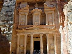 Petra.  Would be fascinating.