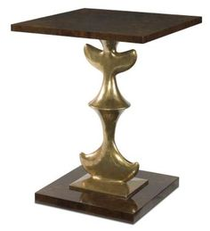 Grand Tour Furniture  Side Table - SF5293   Dimensions:  Outside: W: 22 in X D: 22 in X H: 28 in