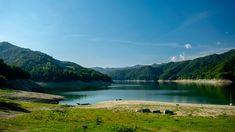 Through today's photo gallery, we are making known to you the Lago del Salto, the largest artificial lake in the Lazio region. Travel Photos, Photo Galleries, River, Mountains, Landscape, Gallery, Outdoor, Universe, Outdoors