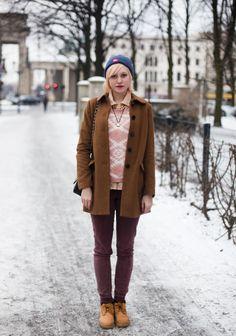 Street Style in Berlin Winter