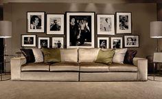 Belgium / Antwerpen / Show Room / Living Room / Ron Galella / Eric Kuster / Metropolitan Luxury
