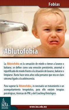 Fobias - Ablutofobia IEU