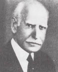 Frederick L. Jack (1861 🇺🇸 1951). Cirujano otólogo de Boston, es el primero en realizar una estapedectomía completa (1893).