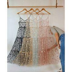 Nituyy - Nituyy Spaghetti Straps See Through Tulle Long Bling Bling Women Dress - Walmart.com - Walmart.com