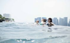 この夏は、世界一高い天空プールに行く! ~シンガポール 夏旅~