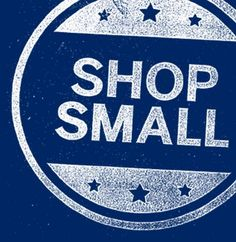 HATE this ad! I support small business but American Express hired an idiot who doesn't understand grammar. SHOP is a verb, which needs an adverb. SMALL is an adjective, which needs a noun. Pick one and stop crapping all over the English language.