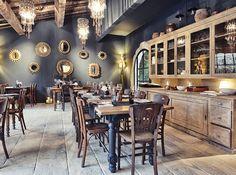 Уют и домашняя атмосфера в отеле Hameau des Baux в Провансе | Пуфик - блог о дизайне интерьера