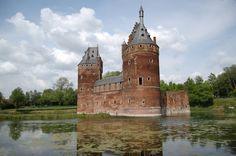 Kasteel van Beersel , Vlaams-Brabant,  Belgium