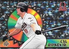 1998 Pacific Omega Prisms Insert #1 Cal Ripken Jr. -- Awesome products selected by Anna Churchill