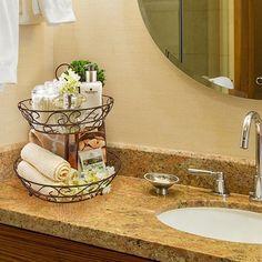Bathroom Counter Decor, Bathtub Decor, Bathroom Tray, Kitchen Countertop Decor, Bath Tub Decor Ideas, Spa Bathroom Decor, Restroom Decoration, Bath Room Decor, Bathroom Theme Ideas