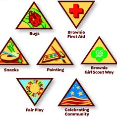"Want your girls to work on a traditional Girl Scout project? Those are now grouped into a category called ""Legacy Badges,"" which build on 100 years of Scouting. Each of these badges (Artist, Athlete, Citizen, Cook, First Aid, Girl Scout Way, and Naturalist), is available at five levels of Girl Scouting, from Brownie to Ambassador. For example, if you want your Brownies doing something outdoors with nature, they can work on the Bugs Badge to fulfill the Naturalist Legacy Badge. Check out all Legacy Badges by reading the Girl's Guide at your level!"