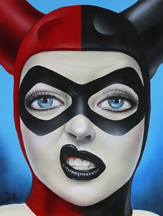 Harley Quinn - Scott Rohlfs