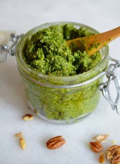 Kale pesto (Rens Kroes)