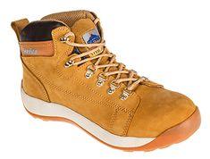 Portwest-Steelite Mersey Calzado De Seguridad Zapatos entrenador S1