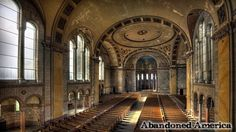 'we can all be as one': The Church of the Transfiguration, Philadelphia PA - Matthew Christopher's Abandoned America