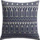 "izel 18"" pillow with feather-down insert"