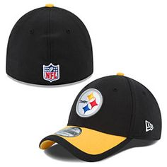 9bc2a153e45 Get this Pittsburgh Steelers 2015 On Field 39THIRTY Flex Fit Cap at  ThePittsburghFan.com