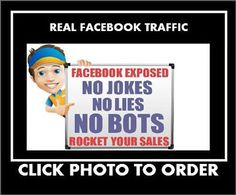 Are You Still Struggling To Get Cheap Clicks on FB? Warning : Do ... With how many niches and facebook pages have you tried this formula?   Our new formula provides  you real clicks and not bot clicks,this clicks can bring you facebook friends,sales,membership base,etc   We will run the new formula for you for  10 hours ,all based on your product,niche,etc,order now and you will be amazed,make sure you can track traffic...    we dont do clickbank or sites like adfly.... Many Regards