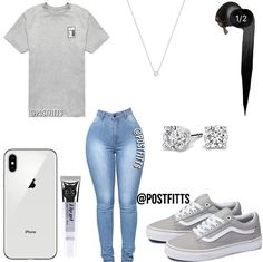 Baddie Outfits Casual, Swag Outfits For Girls, Cute Teen Outfits, Cute Outfits For School, Teenage Girl Outfits, Cute Comfy Outfits, Girls Fashion Clothes, Teen Fashion Outfits, Dope Outfits