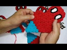 Character, Youtube, Pot Holders, Saddle Pads, Amigurumi, Lettering, Youtube Movies