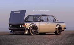Fiat 125p tuning