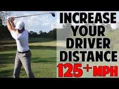 Tips to Increase Swing Speed in Golf Golf Exercises, Men Workouts, Golf Swing Speed, Golf Putting Tips, Golf Training Aids, Woods Golf, Driving Tips, School Programs, Play Golf