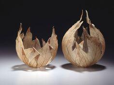 Kay Sekimachi tazones bowl1