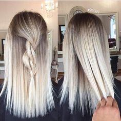 1225 likes, 11 commentaires - Ömer Özdemir (. - 1225 likes, 11 commentaires – Ömer Özdemir (… – # Commentaires … – # Vérifiez - Brown Ombre Hair, Ombre Hair Color, Hair Color Balayage, Hair Highlights, Babylights Hair, Pinterest Hair, Gorgeous Hair, Beautiful, Hair Looks