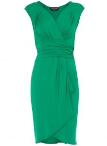 Love this color and style  - accessorize for evenings out