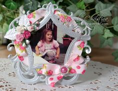 Tuesday Tutorial - Photo frame with Labels 48