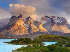 Chile's Torres del Paine might be one of the world's most popular trekking destinations, but it still earns a spot on our list for its icy glaciers, snow-covered mountains, crystalline lakes, and beautiful valleys. The ultra-ambitious can hike the Full Circuit—crossing the entire park—in nine days.