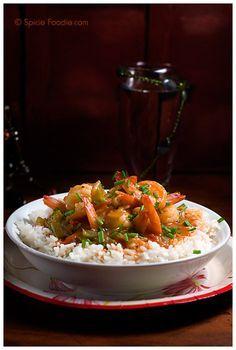 Creole Shrimp; Shrimp Creole; shrimp; rice; cajun; recipe; easy; Emeril; tomato; celery; seafood; southern; Spicie Foodie
