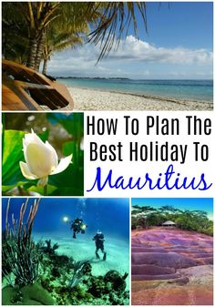 How to plan the best holiday or honeymoon to Mauritius - insider tips and tricks for the perfect getaway in this beautiful paradise. Pin now Mauritius Travel, Mauritius Island, Mauritius Honeymoon, Fiji Islands, Cook Islands, Us Travel Destinations, Places To Travel, Travel Tips, Travel Hacks