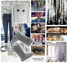 """let it snow!"" by capris-outfits on Polyvore"