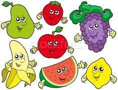 gyümölcs rajz - Google keresés