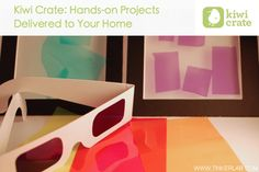 kiwi crate: Colorful Inspiration