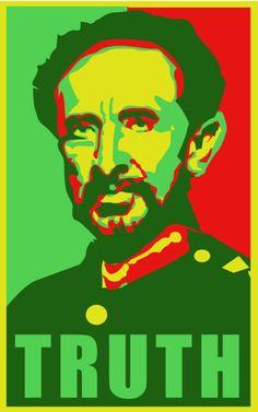 RAS-pect!!! Jah!  Selassie