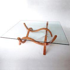 Mesa de centro ou obra de arte?