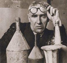 Giorgio Morandi, painter by Herbert List