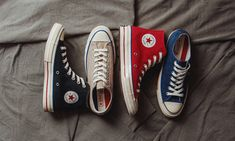 Converse Chuck Taylor '70s Vintage Collection   Cool Material