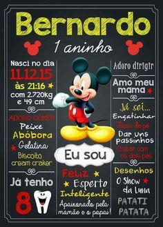Mickey Mousr, Fiesta Mickey Mouse, Mickey Mouse Bday, Baby Mickey, Mickey Party, Mickey Mouse And Friends, Mickey Minnie Mouse, Mickey First Birthday, 1st Birthday Parties