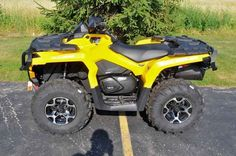New 2016 Can-Am Outlander XT 650 ATVs For Sale in Wisconsin. 2016 Can-Am Outlander XT 650, 2016 Can-Am® Outlander XT 650 Expand your off-road capabilities with added features and added value. Get equipped with Tri-Mode Dynamic Power Steering (DPS), a 3,000-lb winch, and heavy-duty front and rear bumpers. Features May Include: CATEGORY-LEADING PERFORMANCE Available with the 48-hp Rotax 570, 62-hp Rotax 650, new 78-hp Rotax 850 or 89-hp Rotax 1000R liquid-cooled V-Twin engine, with four…