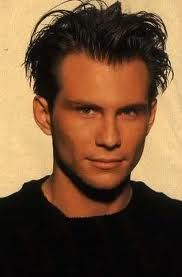 Christian Slater. Hot back then, still not bad to look at!