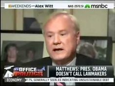 Chris Matthews Turns On Obama; 'I Hear Stories That You Would Not Believe'